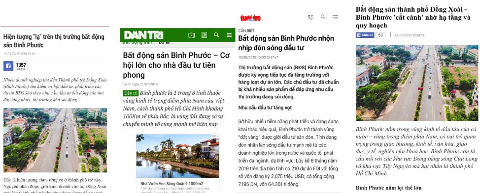 dinh huong phat trien dong xoai binh phuoc - ROYAL STAR LAKE HỒ SUỐI CAM ĐỒNG XOÀI BÌNH PHƯỚC