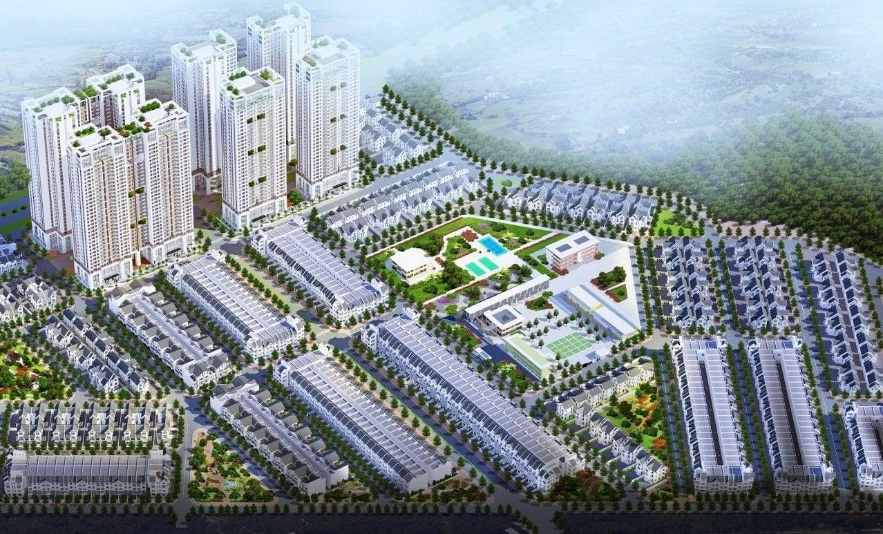 green park estate - DỰ ÁN GREEN PARK ESTATE TRƯỜNG CHINH QUẬN TÂN PHÚ