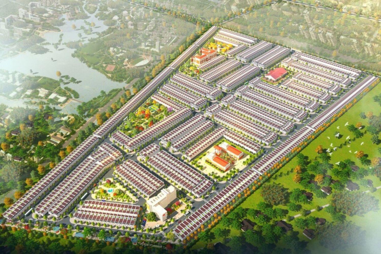 mat bang thang long residence - DỰ ÁN KHU ĐÔ THỊ THĂNG LONG RESIDENCE BÌNH DƯƠNG