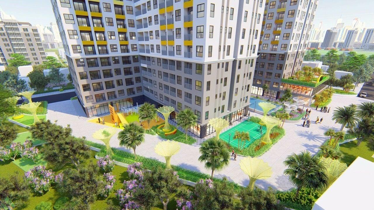 tien ich noi khu bcons green view - DỰ ÁN CĂN HỘ BCONS GREEN VIEW DĨ AN BÌNH DƯƠNG