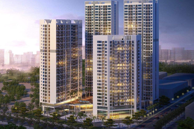 Dự án căn hộ Green Square Dĩ An City Bình Dương