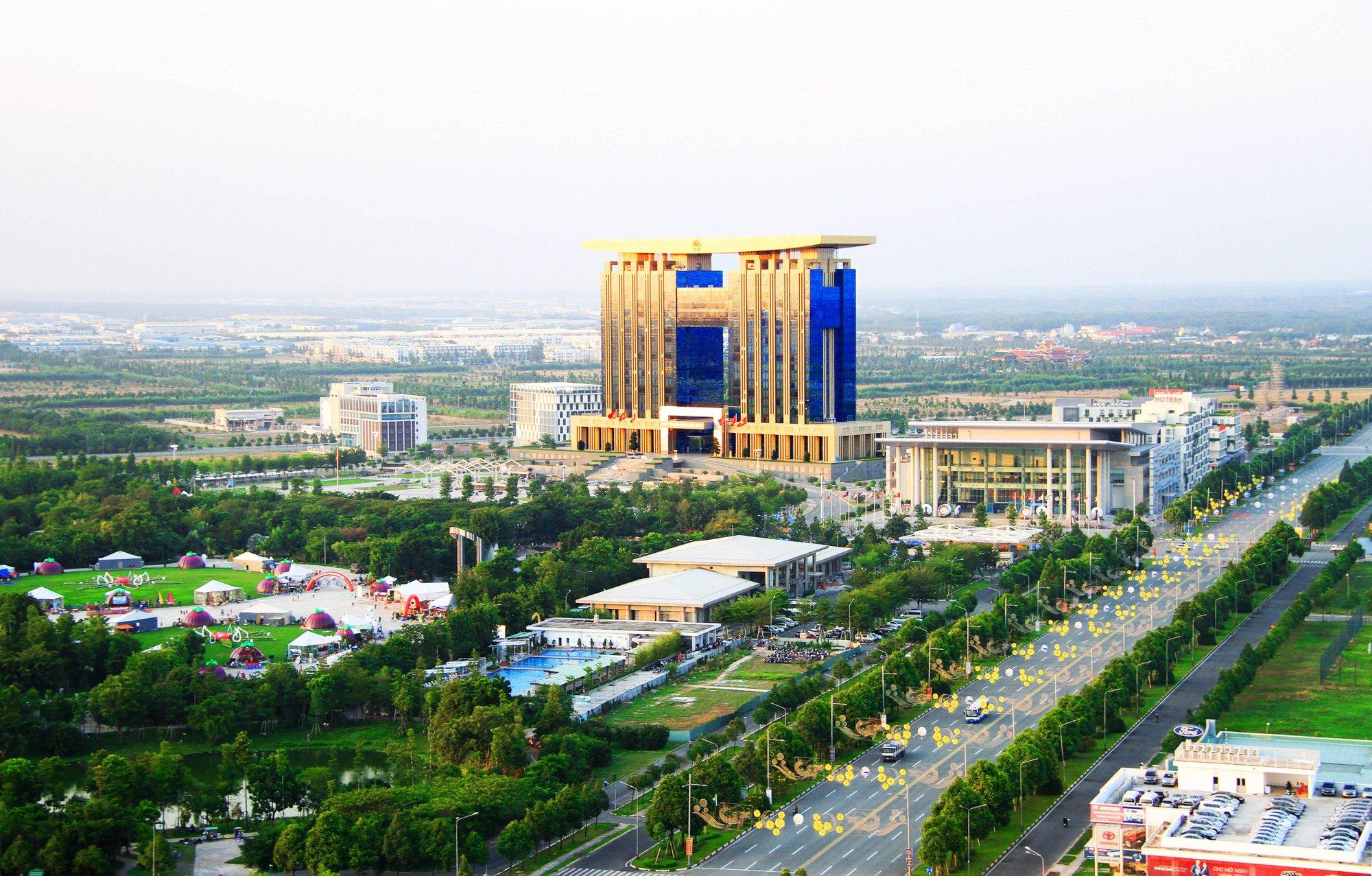 ha tang binh duong - Nhân tố thúc đẩy thị trường bất động sản Bình Dương năm 2020