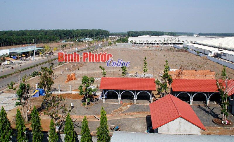 Khu liên hợp công nghiệp, dịch vụ và đô thị Đồng Phú hơn 6.300ha
