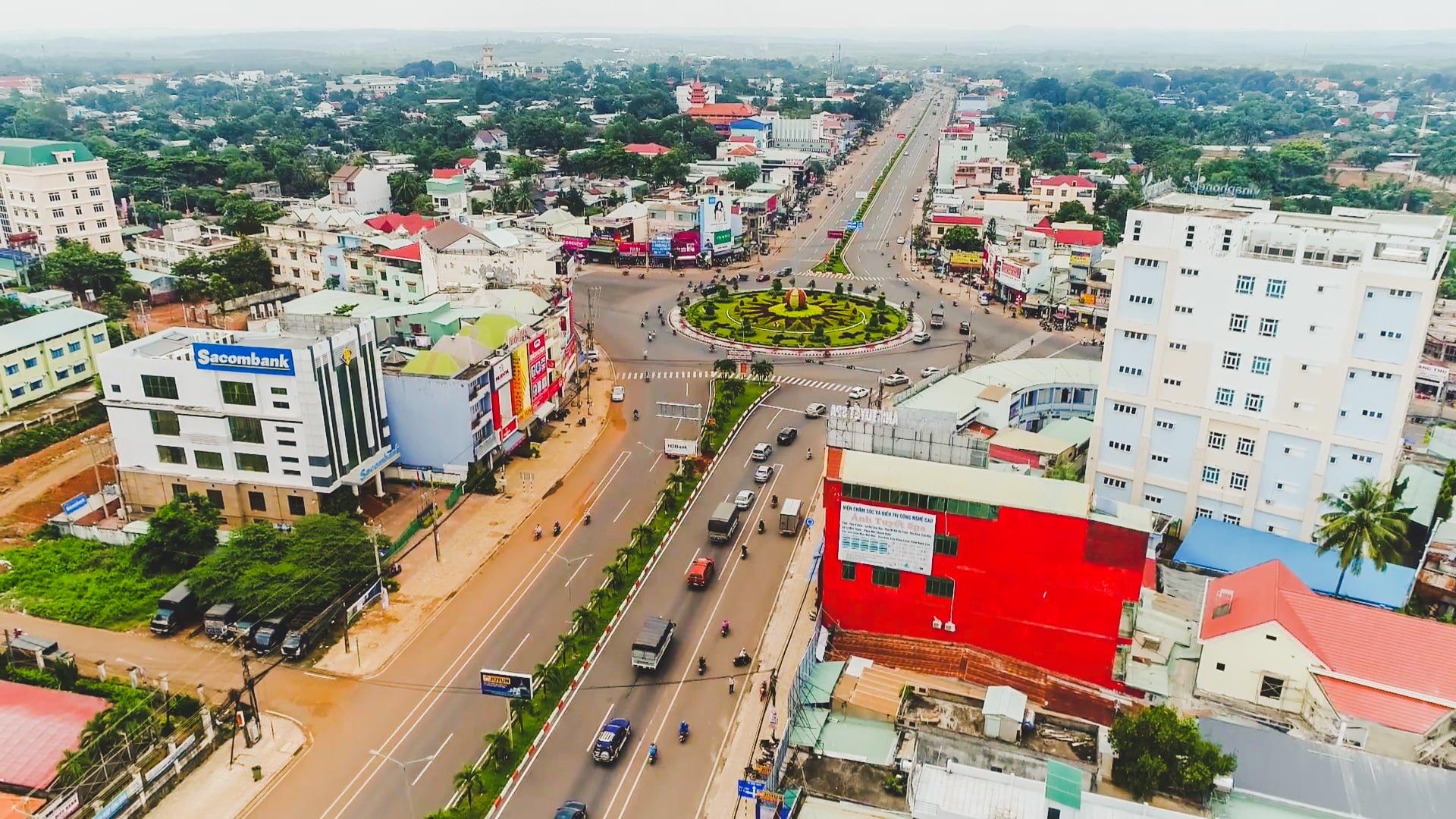 thanh pho dong xoai binh phuoc - #1 Cảm nhận và đánh giá các dự án đất nền tỉnh Bình Phước năm 2020