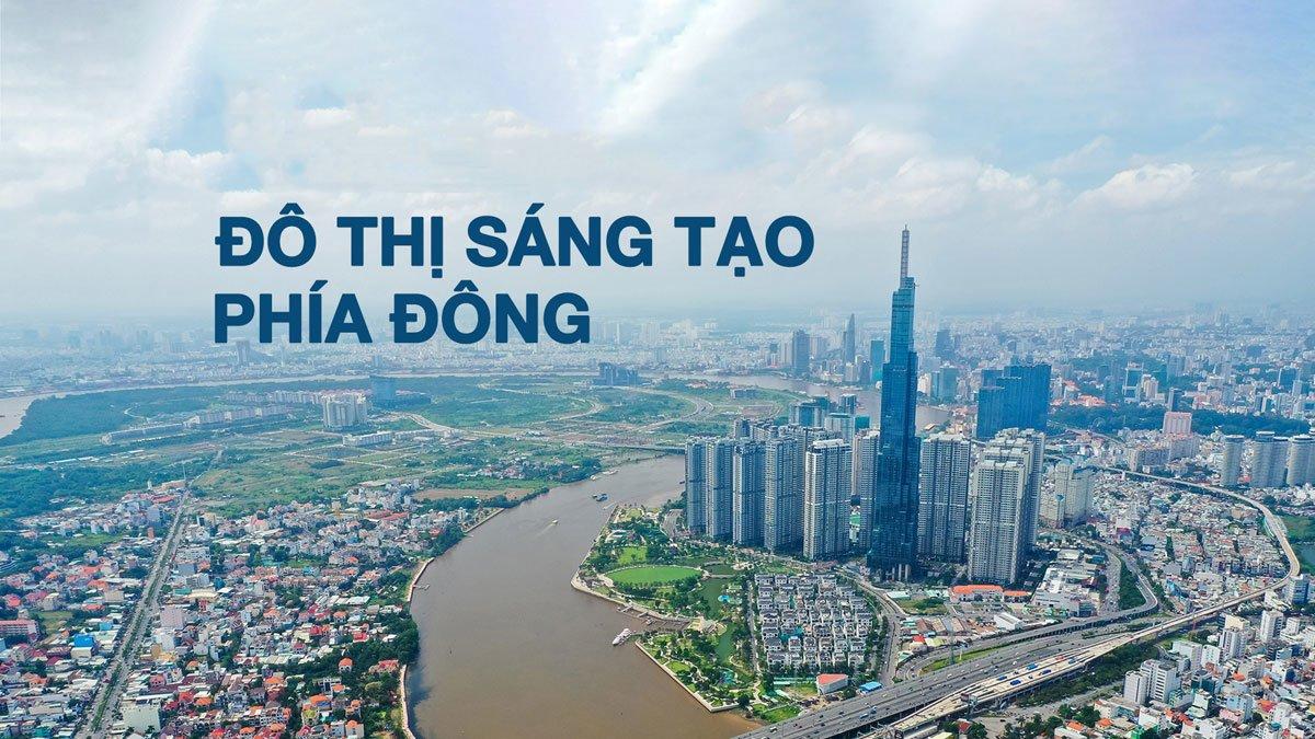 DU AN KHU DO THI SANG TAO PHIA DONG TPHCM - Thành phố Thủ Đức