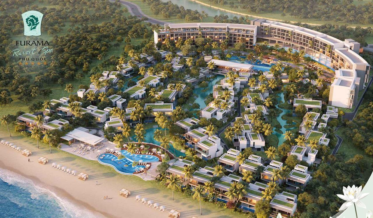 Khu nghỉ dưỡng 5 sao Furama Resort & Spa Phú Quốc