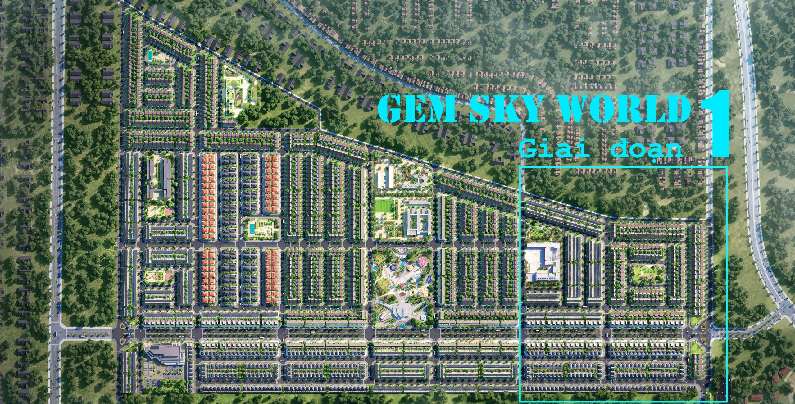 Mặt bằng Gem Sky World Giai đoạn 1 2 scaled - GEM SKY WORLD