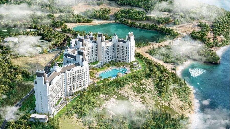 Dự án căn hộ Condotel Vinoasis Hò Tre Nha Trang