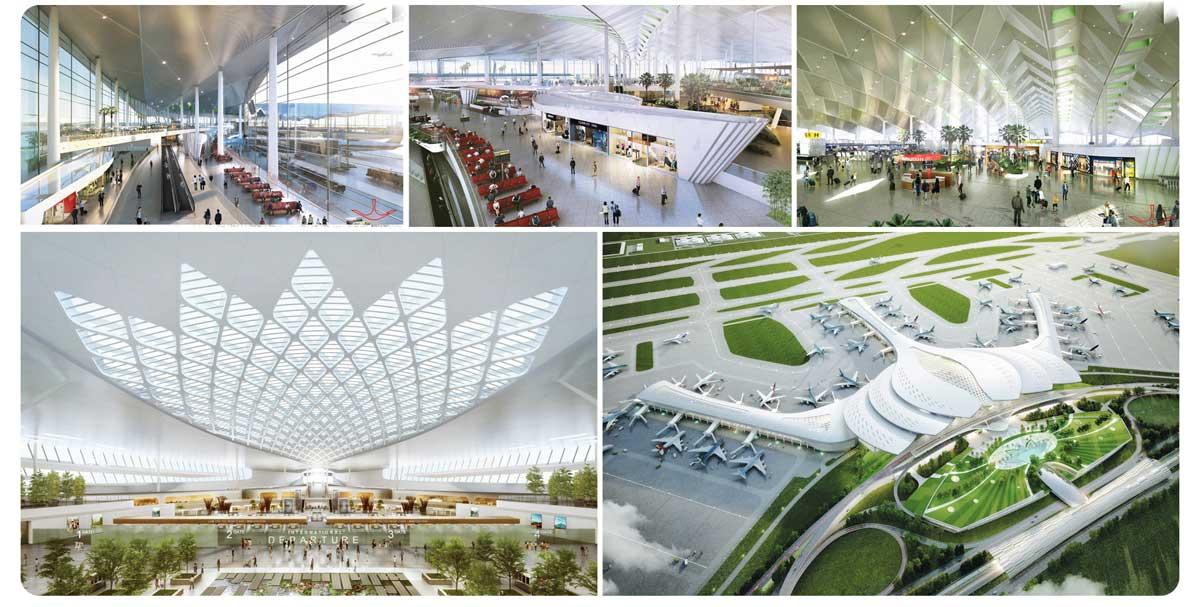 Dự án cảng hàng không sân bay quốc tế Long Thành Đồng Nai