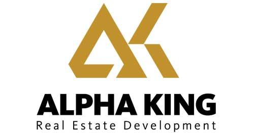LOGO ALPHA KING - #1 CHỦ ĐẦU TƯ ALPHA KING VIỆT NAM