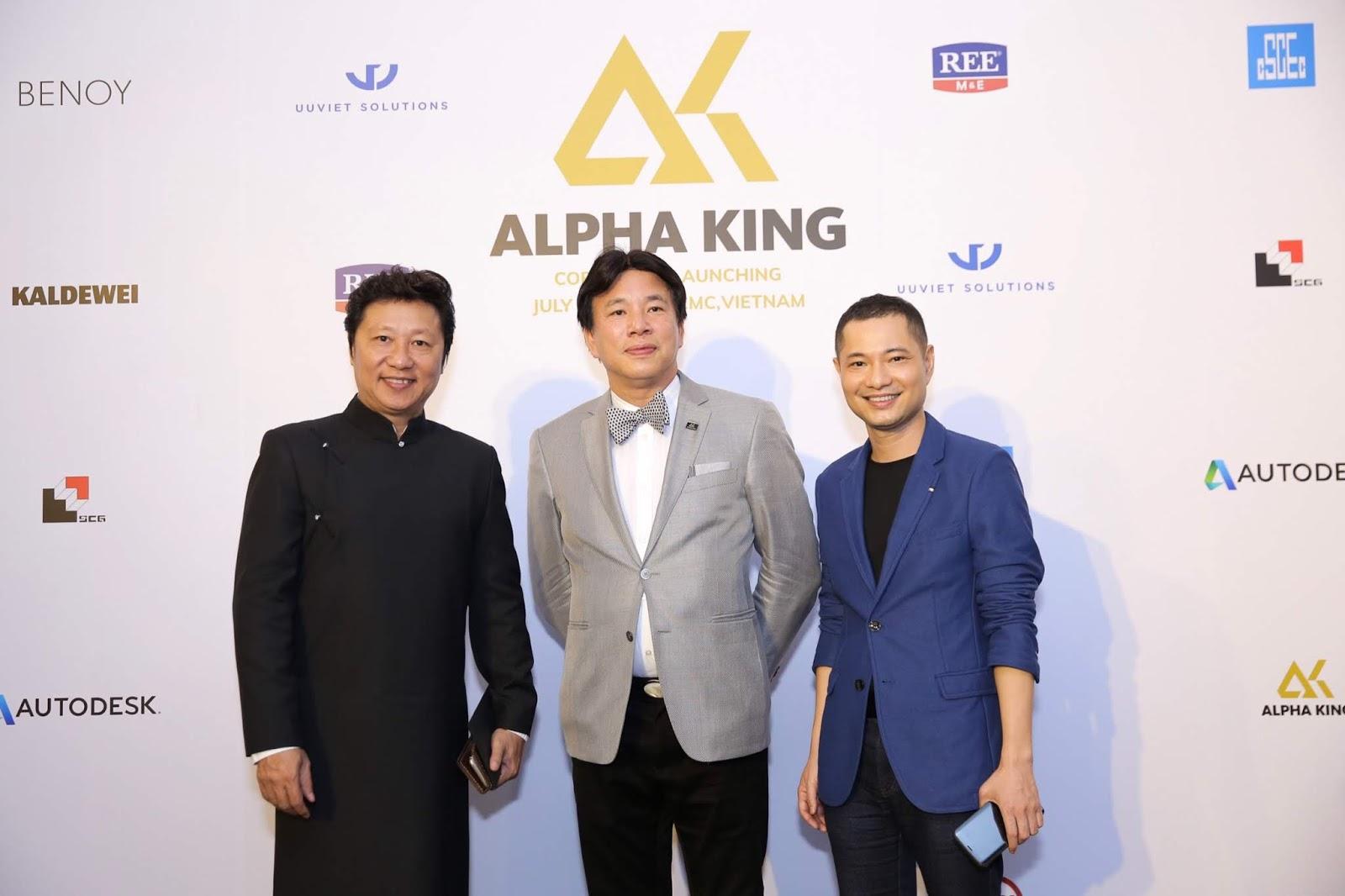 Alpha King Việt Nam - Công ty Cổ phần đầu tư Alpha King