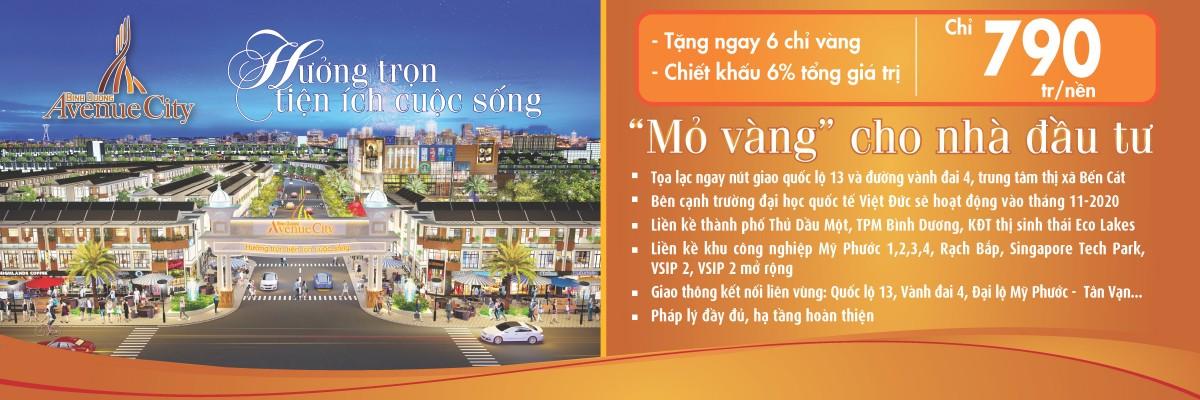 binh duong avenue city - BÌNH DƯƠNG AVENUE CITY