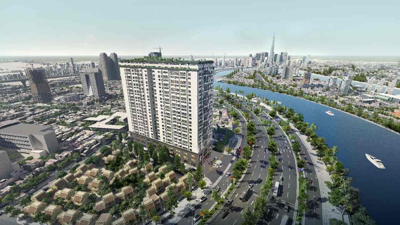 Nhận đặt chỗ giai đoạn 1 dự án căn hộ Tam Đức Plaza quận 5