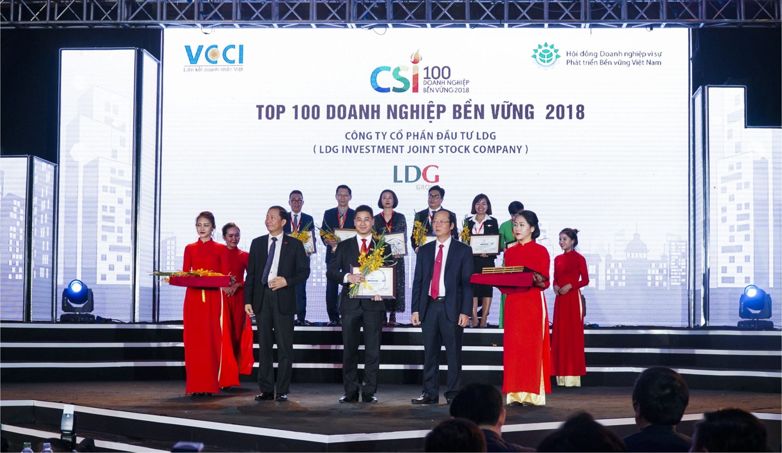 Công ty Cổ phần Đầu tư Long Điền Group - LDG Group