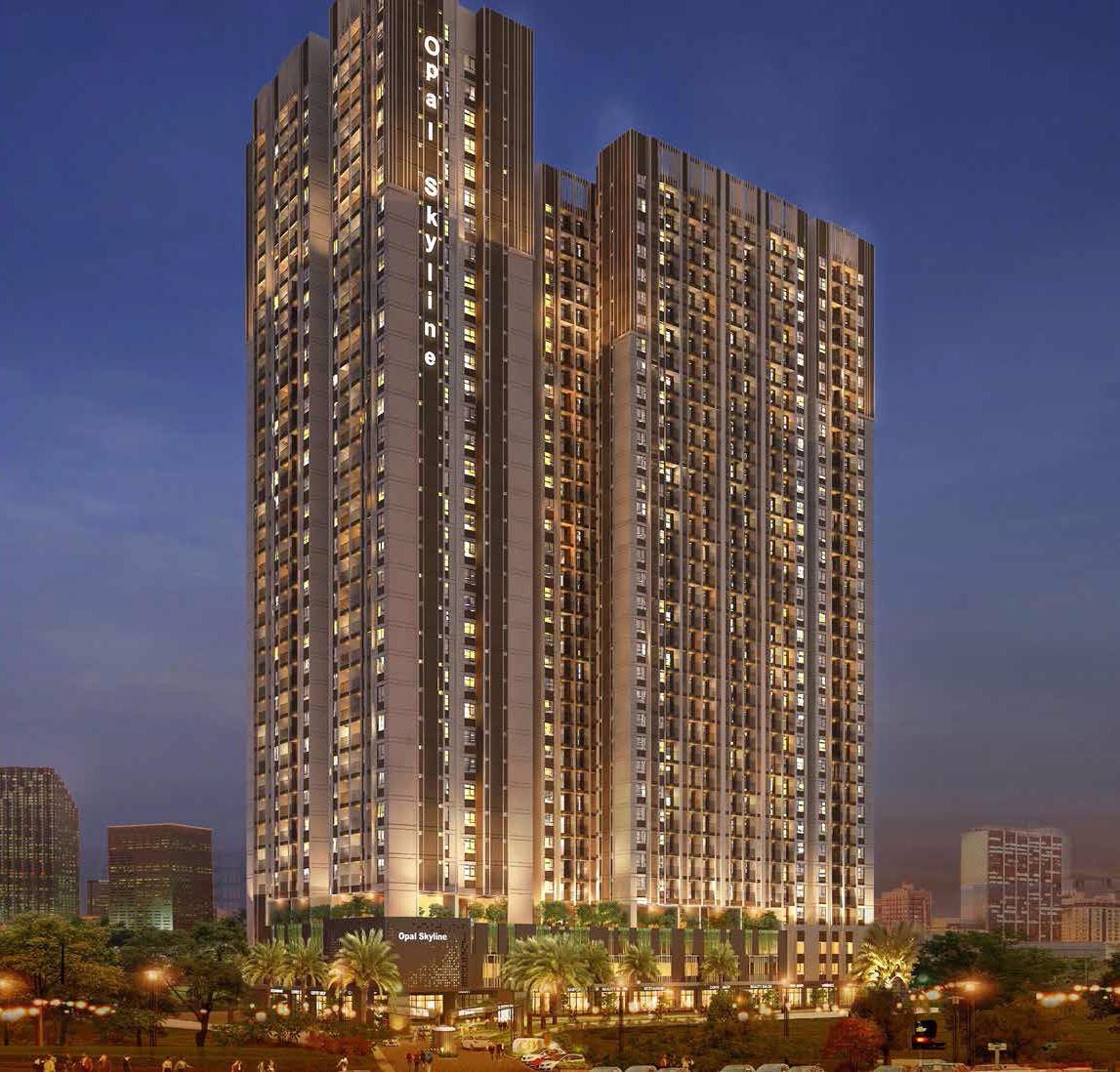 opal skyline dat xanh binh duong - Phân khúc căn hộ đánh thức bất động sản Thuận An Bình Dương