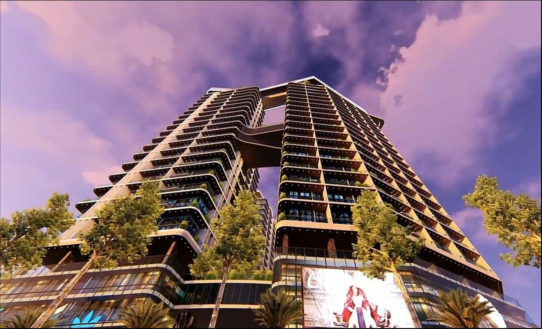 Dự án căn hộ Sunshine Royal Garden Sky Villa quận 7