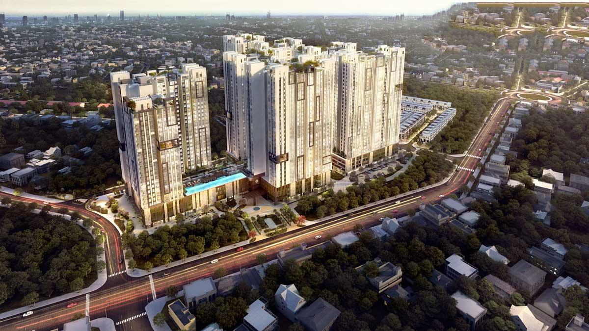 Dự án căn hộ Astral City Phát Đạt Bình Dương - ASTRAL CITY