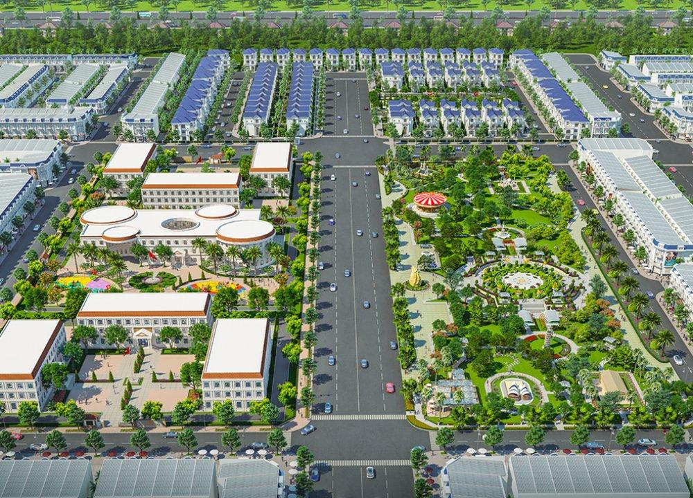 Tiện ích khu đô thị Century City Kim Oanh Long Thành