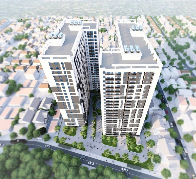 Dự án Park View Thuận An Bình Dương - PARKVIEW