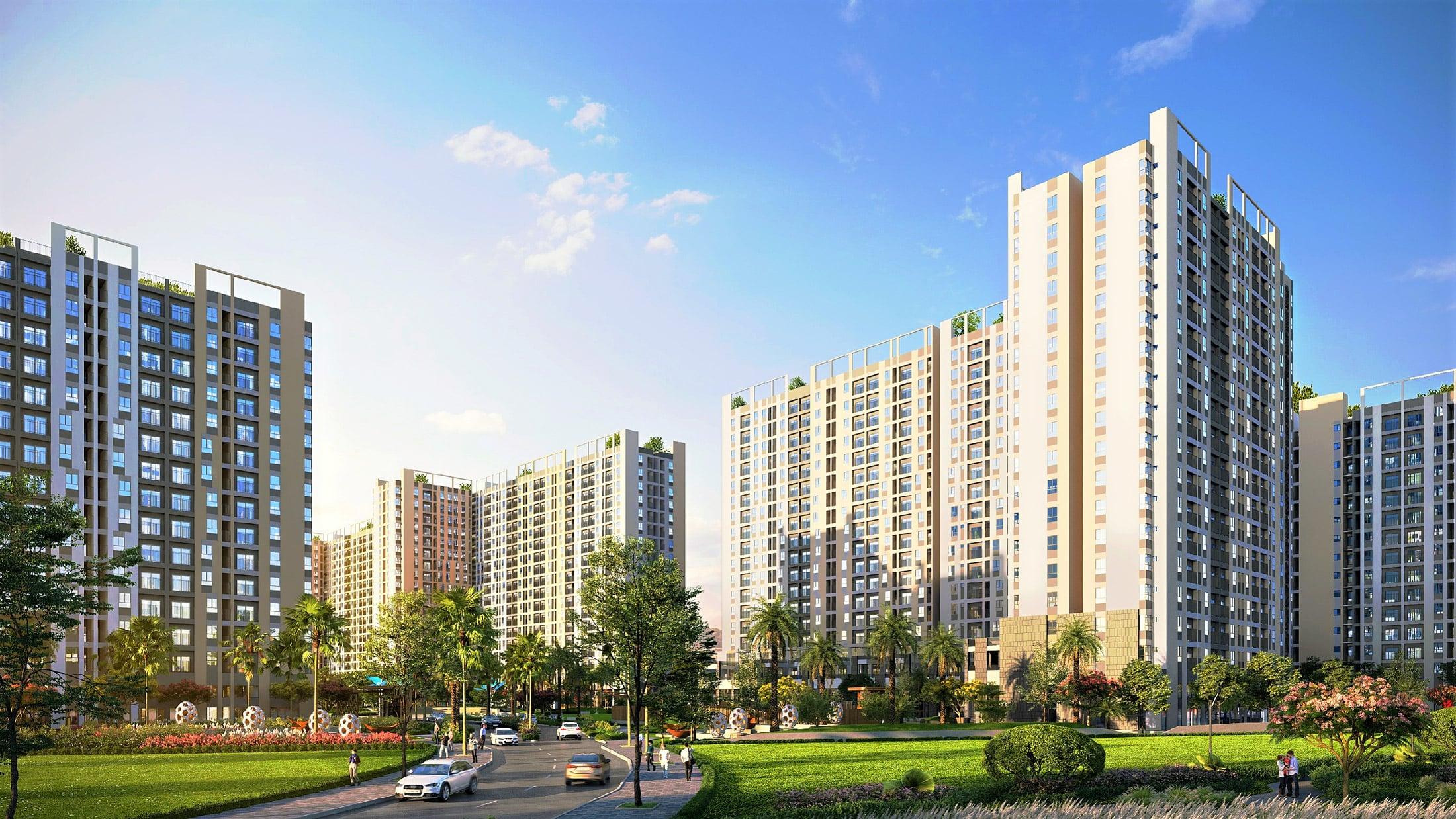 Tiện ích Dự án căn hộ chung cư D - Aqua Bến Bình Đông Quận 8