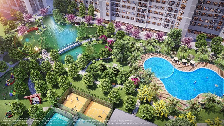 Tiện ích Dự án căn hộ chung cư Masteri Centre Point Quận 9, Masterise Home