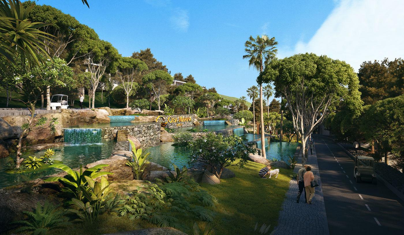 Tiện ích Dự án biệt thự Casa Marina Premium Bãi Xếp Quy Nhơn, BGC Land