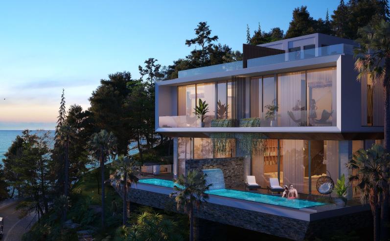 Dự án biệt thự Casa Marina Premium Bãi Xếp Quy Nhơn, BGC Land