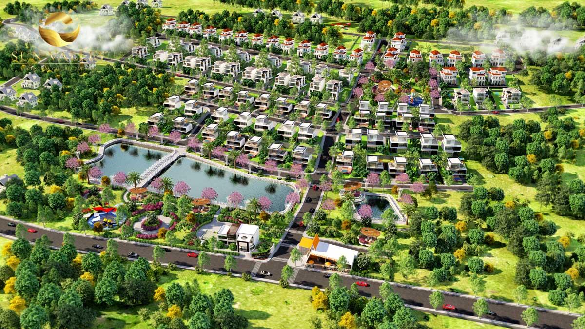 Dự án đất nền Sun Valley Bảo Lộc, Lộc Quảng, Bảo Lâm, Lâm Đồng