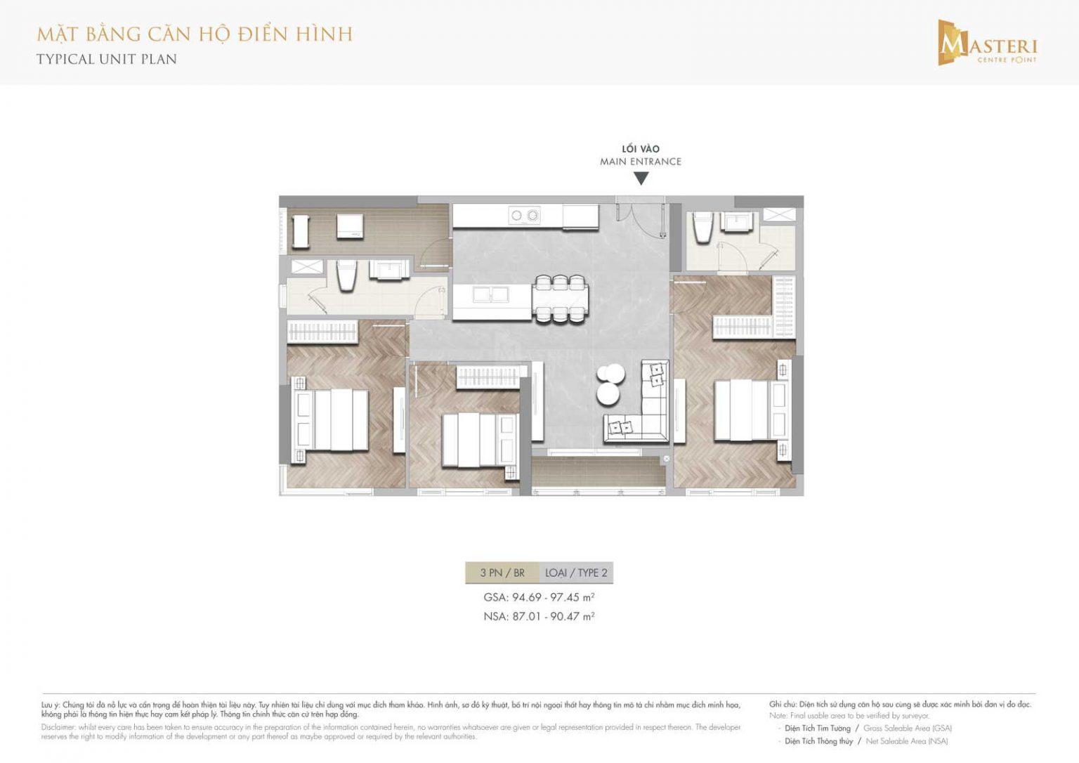 layout can ho masteri centre point 1 - MASTERI CENTRE POINT