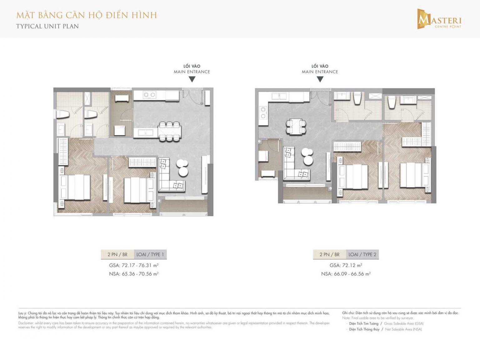 layout can ho masteri centre point 7 - MASTERI CENTRE POINT
