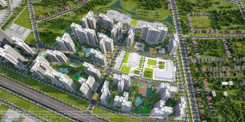 Mặt bằng Dự án căn hộ chung cư Masteri Centre Point Quận 9, Masterise Home