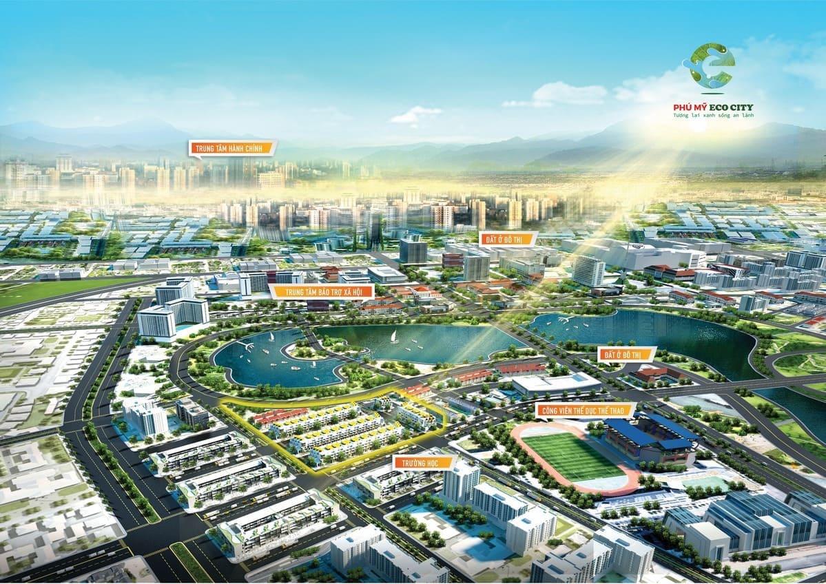 phu my eco city - PHÚ MỸ ECO CITY
