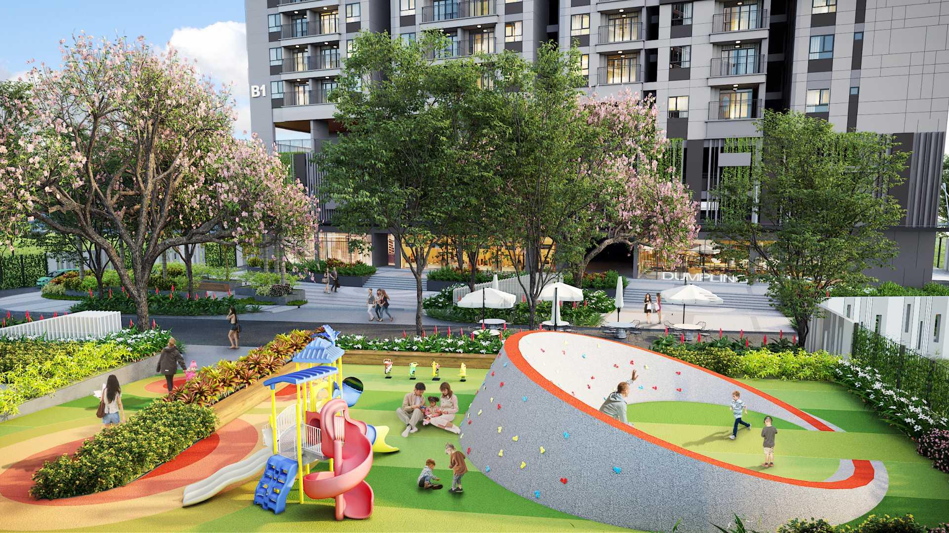 Tiện ích dự án căn hộ Hà Đô Complex Phạm Văn Đồng Thủ Đức