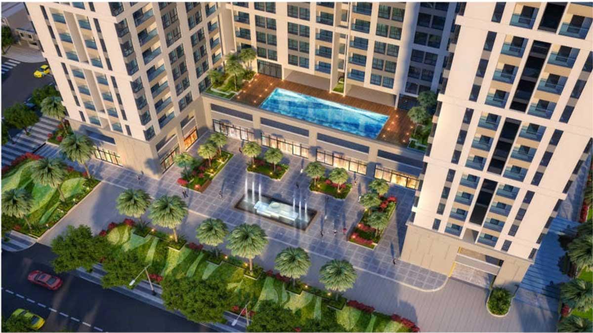 Tiện ích dự án căn hộ chung cư Tiến Thành Tân Phú