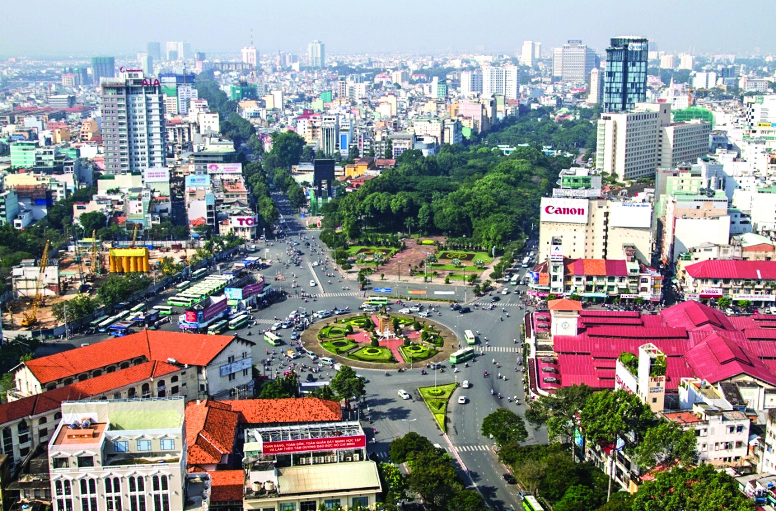 Đường cao tốc TP.HCM - Thủ Dầu Một - Chơn Thành