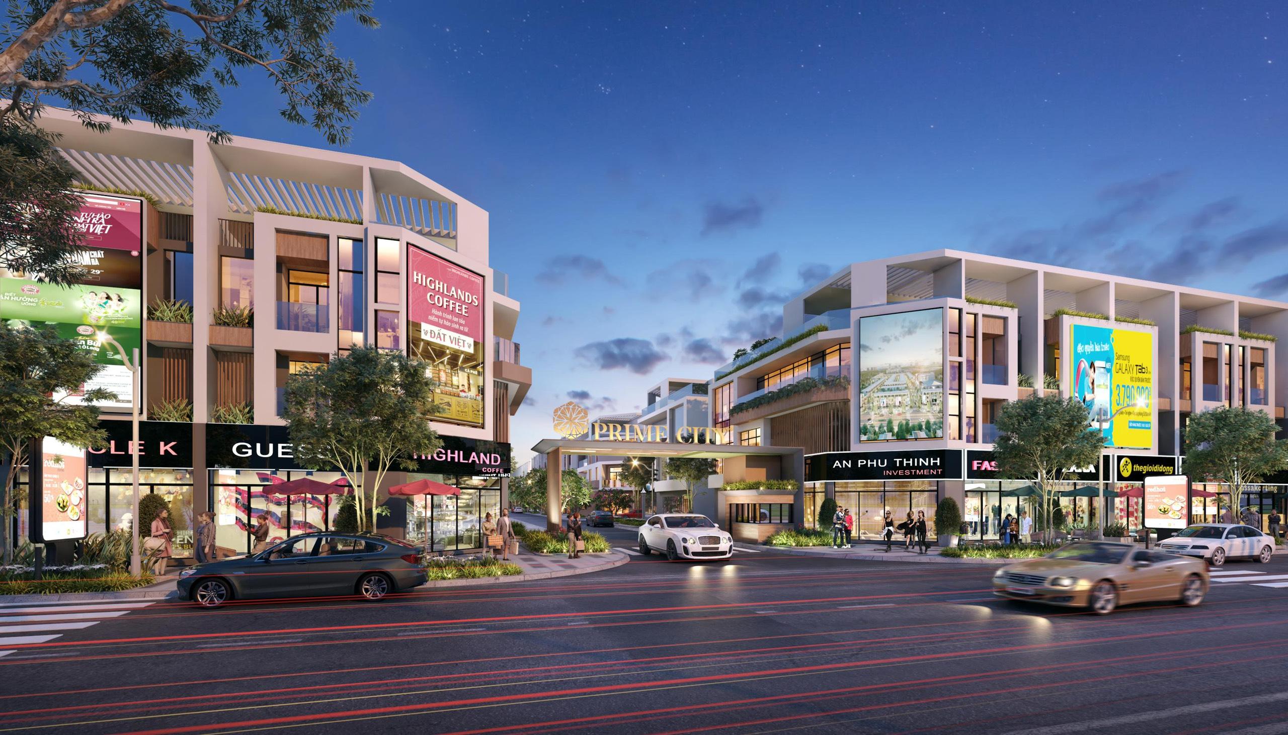 Dự án đất nền khu dân cư Prime City Bình Phước, Tân Phước, Đồng Phú