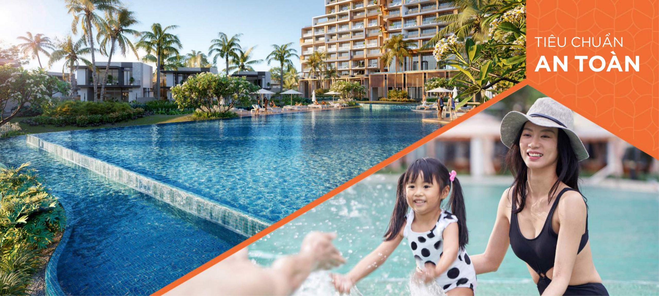 Dự án biệt thự Hyatt Regency Ho Tram Residences giá từ 15 tỷ/căn