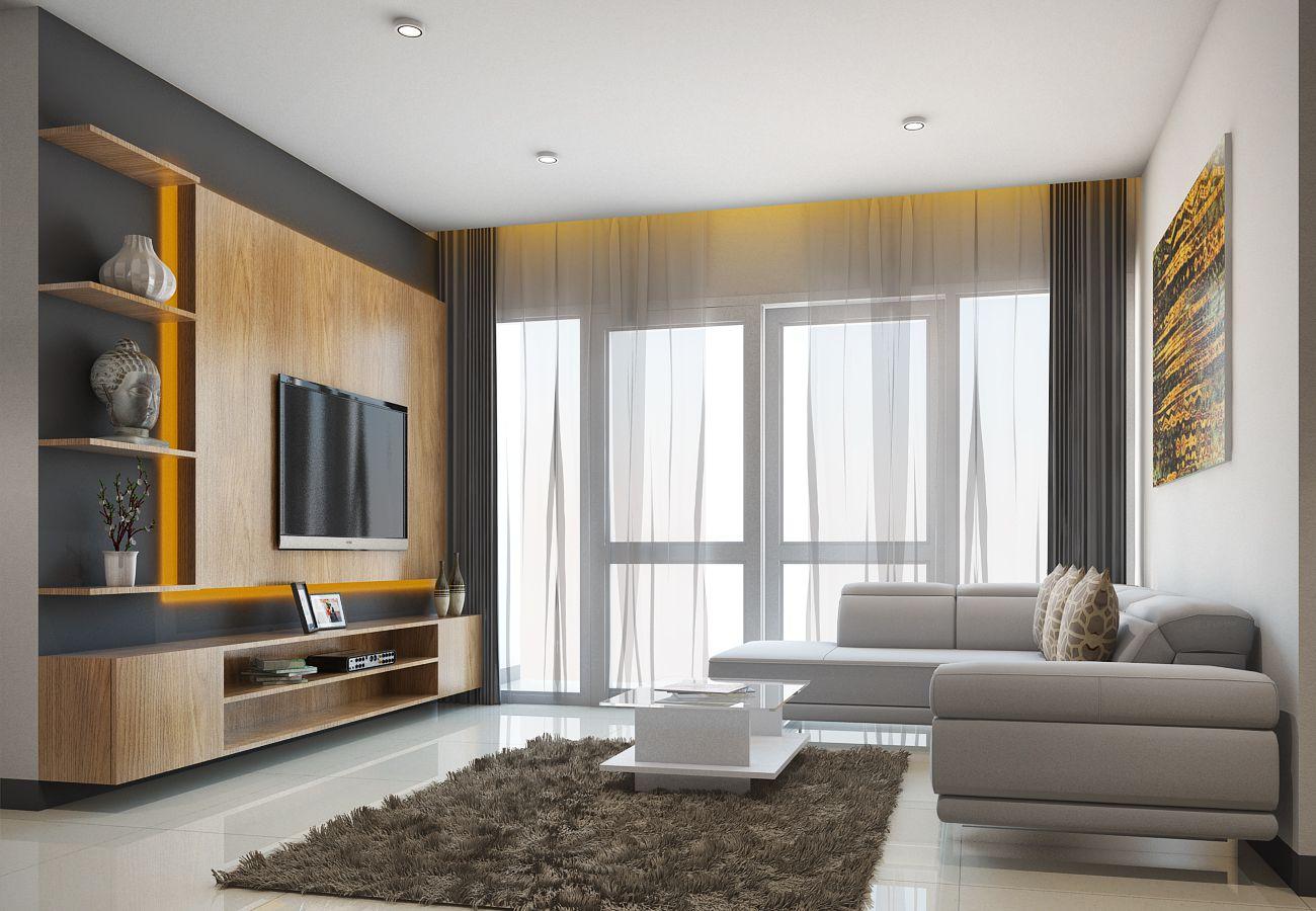 Dự án căn hộ chung cư Kingsway Tower, Bình Hưng Hòa, quận Bình Tân