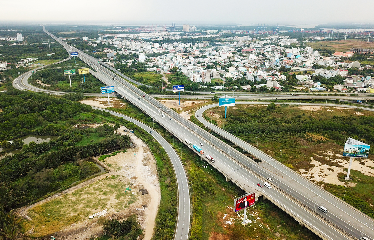 Cao tốc Long Thành - Dầu Giây, cập nhật tiến độ mới nhất
