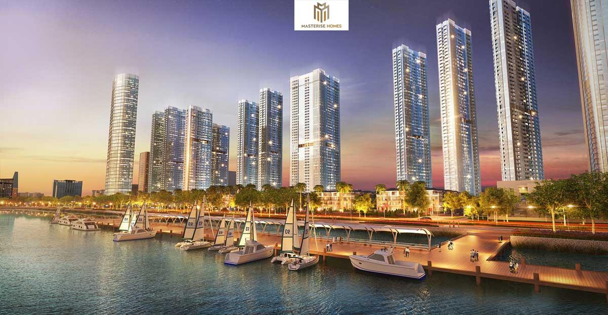 Dự án căn hộ Grand Marina Saigon Ba Son Quận 1 - Giỏ hàng chủ đầu tư