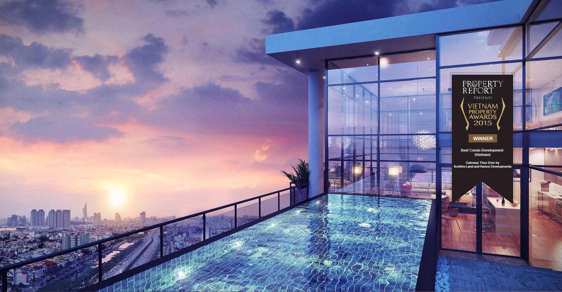 Dự án căn hộ chung cư Gateway Thảo Điền quận 2 - Mua bán, ký gửi giá tốt nhất