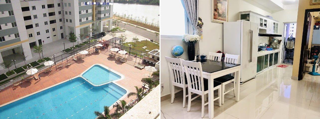 Dự án căn hộ chung cư Belleza Phú Mỹ Hưng, Quận 7 - Mua bán giá tốt
