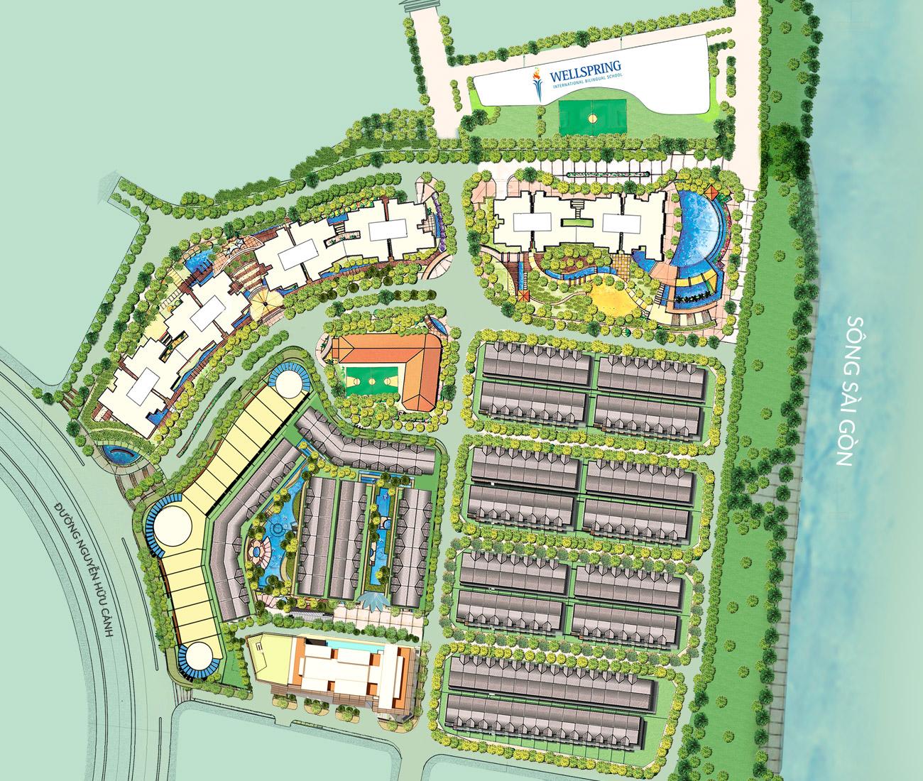 Dự án căn hộ Opal Saigon Pearl Bình Thạnh - Mua bán giá tốt nhất 2021