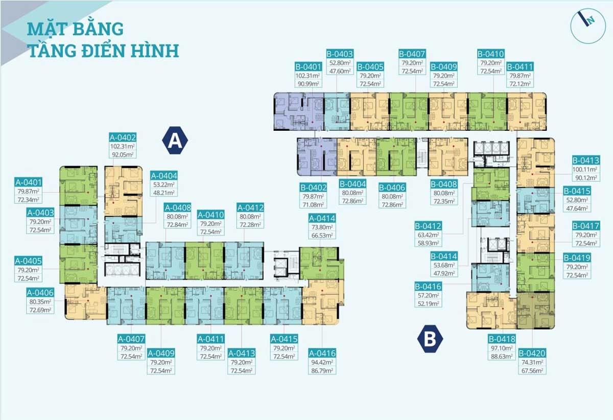Dự án căn hộ C River View Quốc Cường, Chánh Nghĩa, Thủ Dầu Một