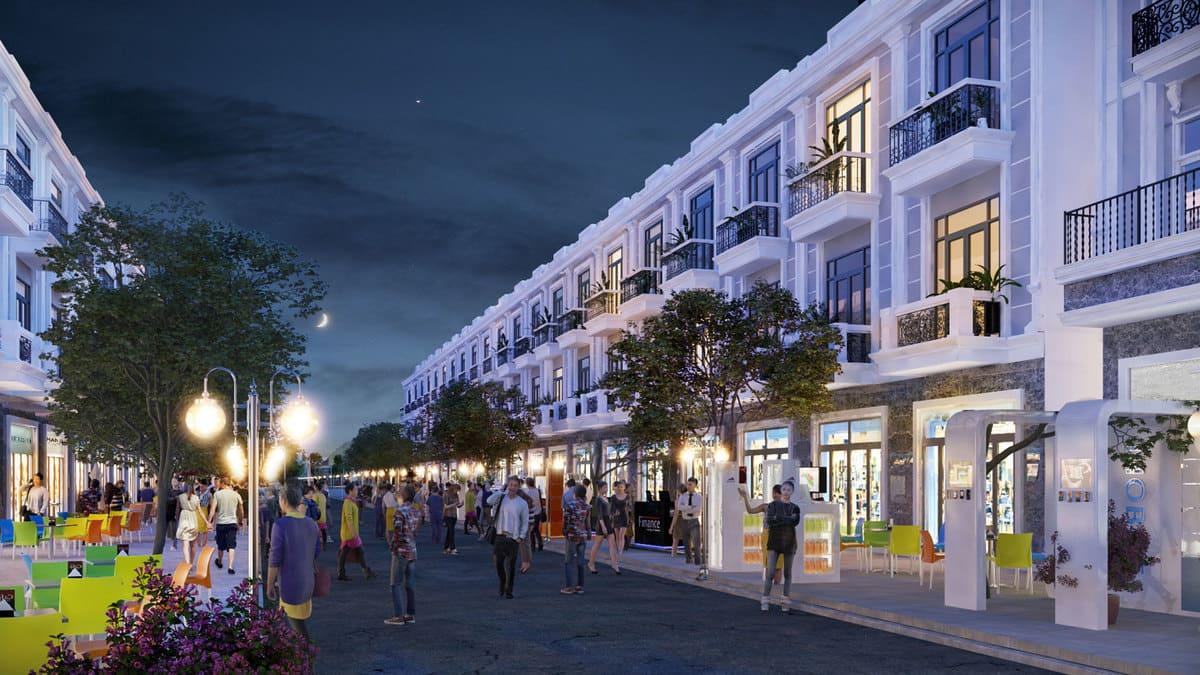 Dự án Thắng Lợi Riverside Market 2 Nam Sài Gòn Cần Đước, Long An