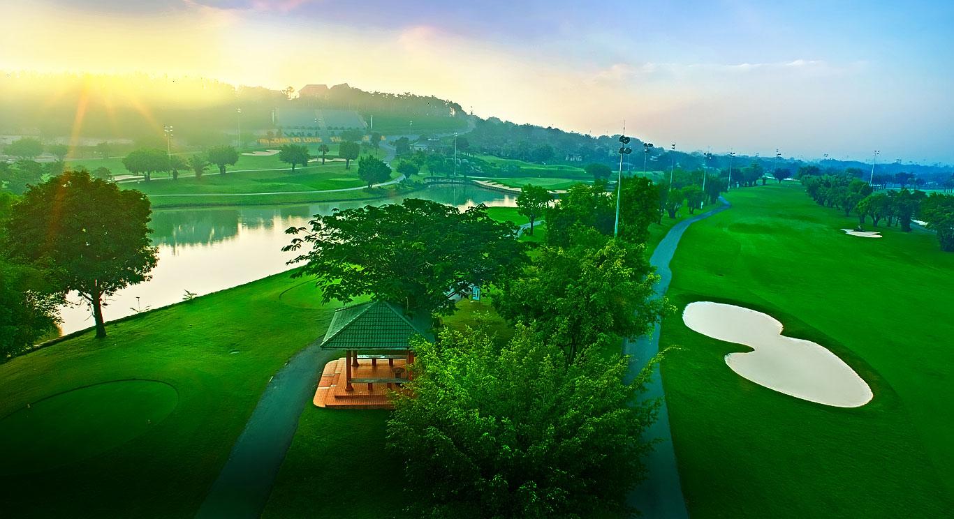 Sân Golf Long Thành, Đồng Nai điểm đến golf tốt nhất Châu Á