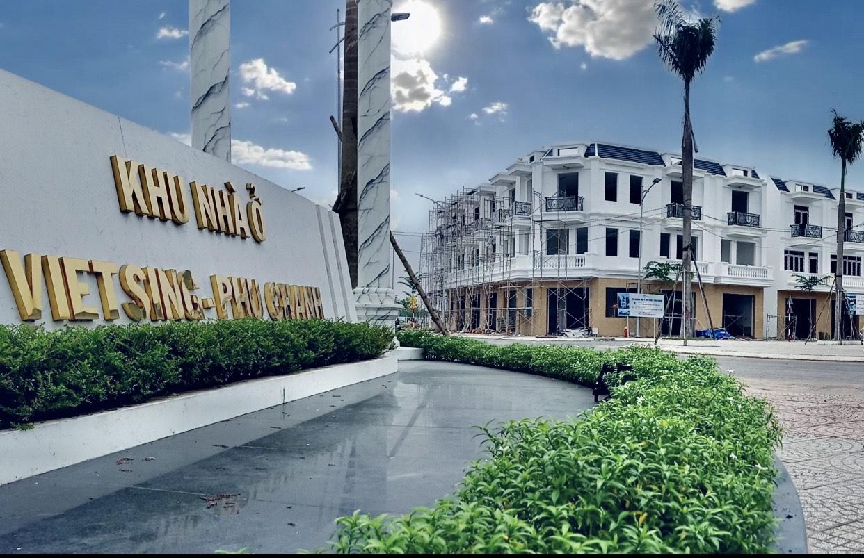 Dự án VietSing Phú Chánh Tân Uyên, Bình Dương