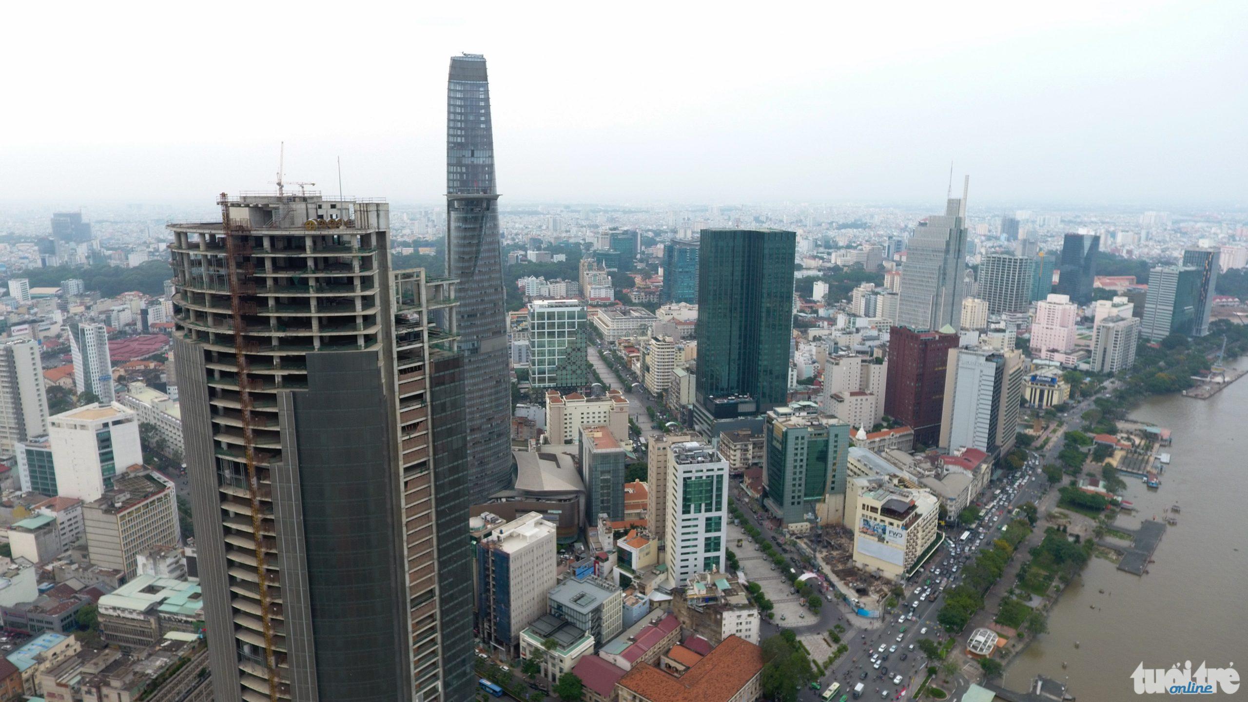 Dự án tòa nhà cao ốc Saigon One Tower, 34 Tôn Đức Thắng, Quận 1