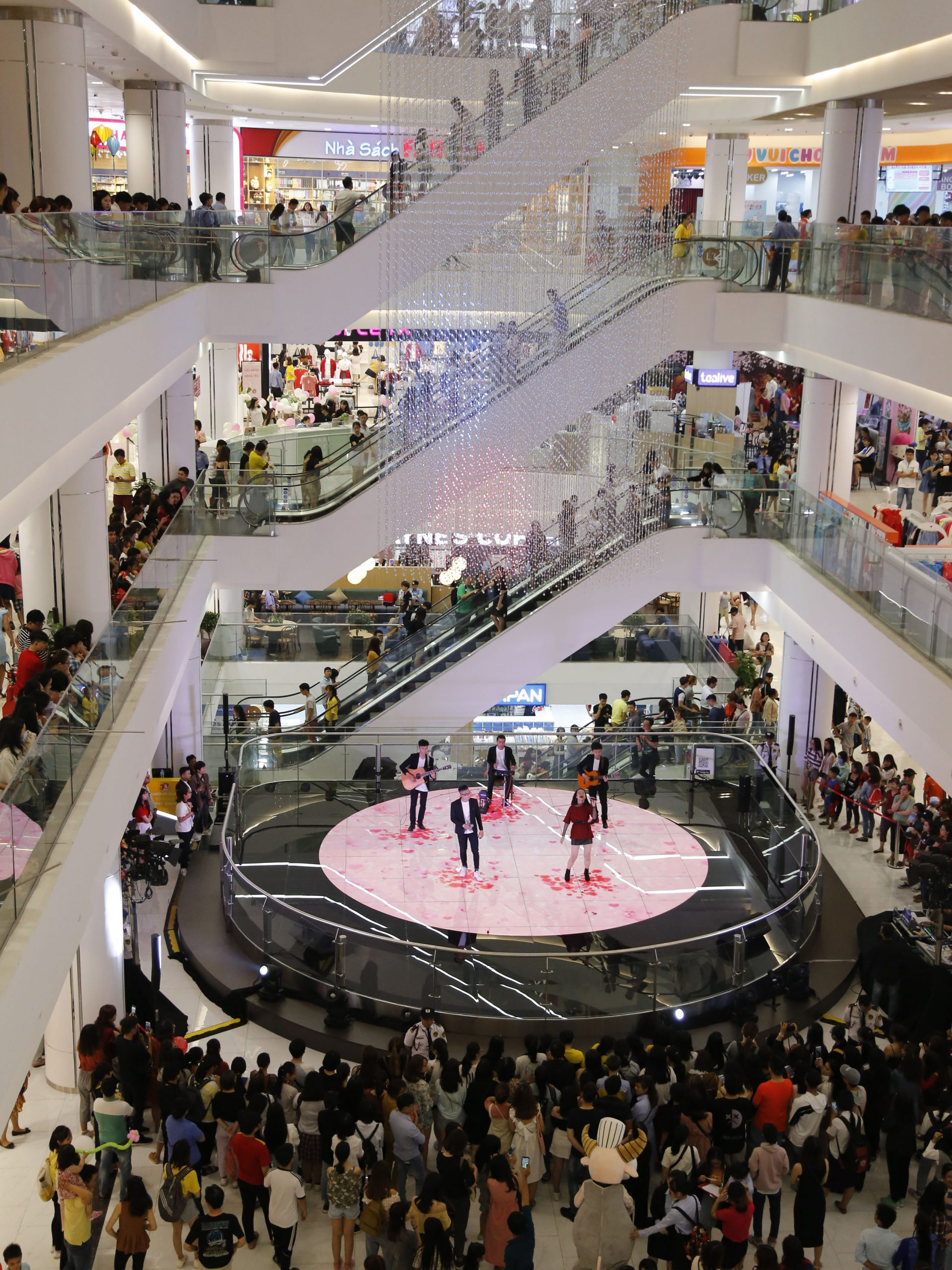 GigaMall Thủ Đức - Trung tâm thương mại Giga Mall Phạm Văn Đồng