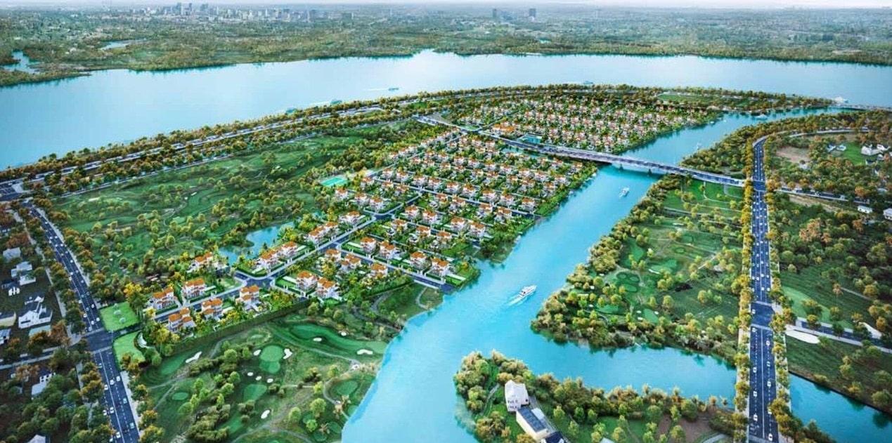 Saigon Garden Riverside